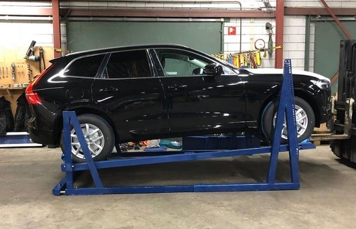 Case Study -Successful Volvo XC60 EL-RAK Trial - new