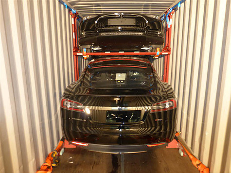 How To Ensure A Car Is Secure When Shipping In A Container