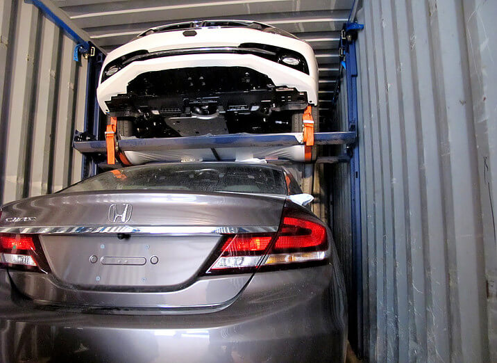Is It Reliable To Use A Steel Car Racking System