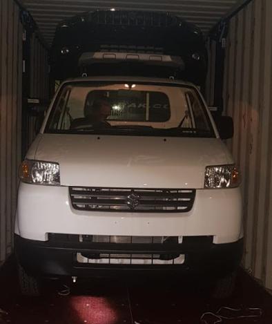 Mixed Vehicle Container Shipment For Nusantara Auto Trans 1