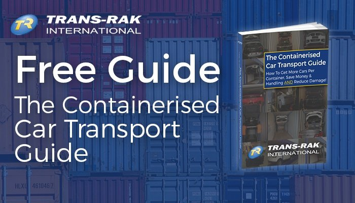 The Containerised Car Transport Guide