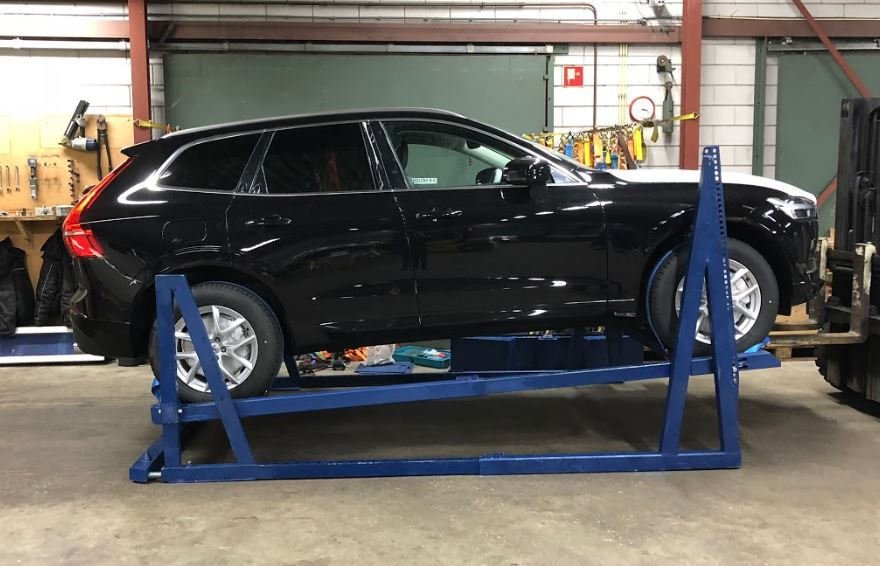 Autobox Successfully Trial EL-RAK For London-Auckland Vehicle Shipping