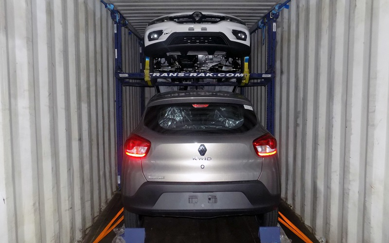 Case Study September 2018 - Mixed Vehicle Container Shipping For Renault Nissan India
