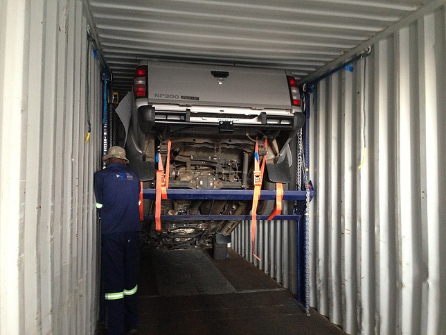 The Disadvantages Of Roll On Roll Off car shipping